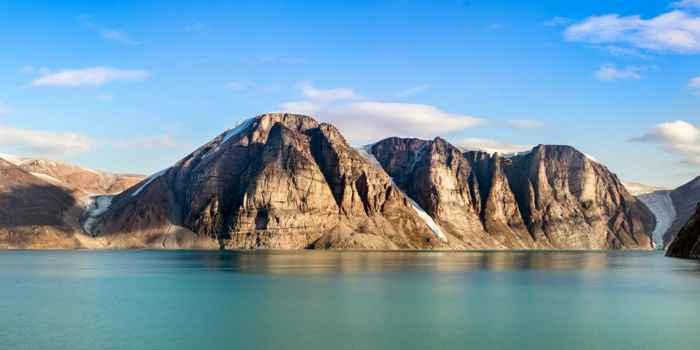 continente perdido en Canadá