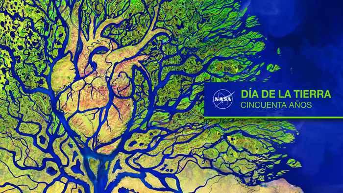 Día de la Tierra 50 aniversario