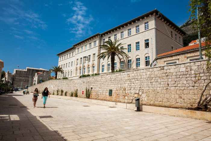 lazaretto en Dubrovnik