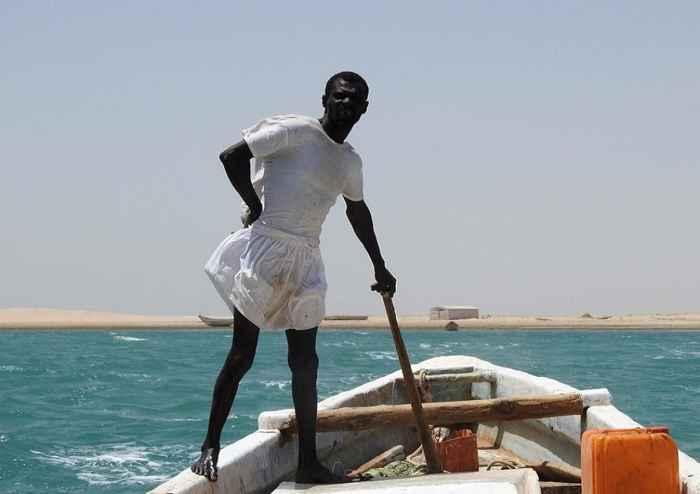 pescador Imraguen