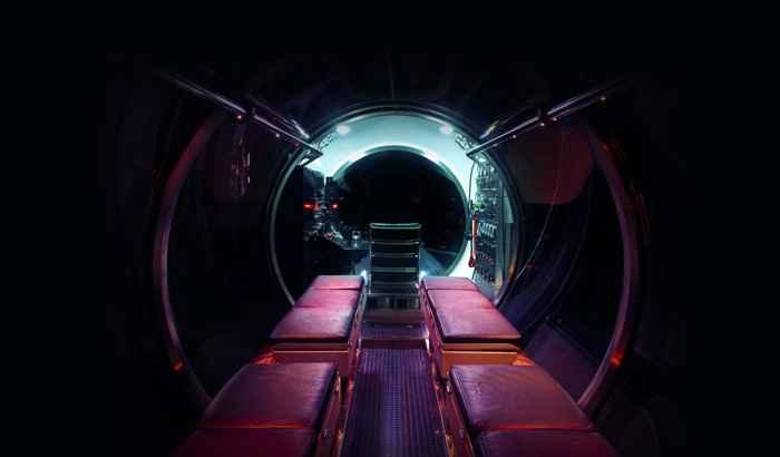 submarino turístico DeepView 24