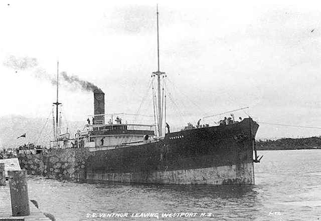 SS Ventnor