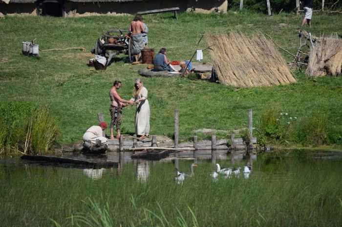 asentamiento vikingo en Islandia