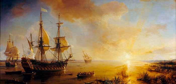 expedición La Salle