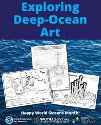 libro de animales marinos para colorear