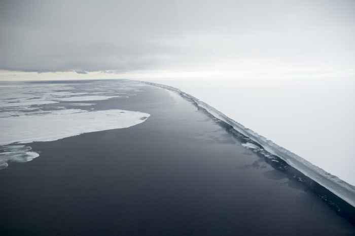 plataforma de hielo Ross