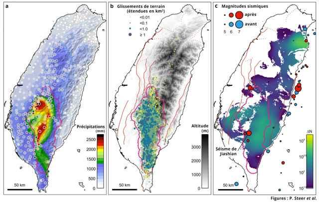tifón Morakot impacto en Taiwán