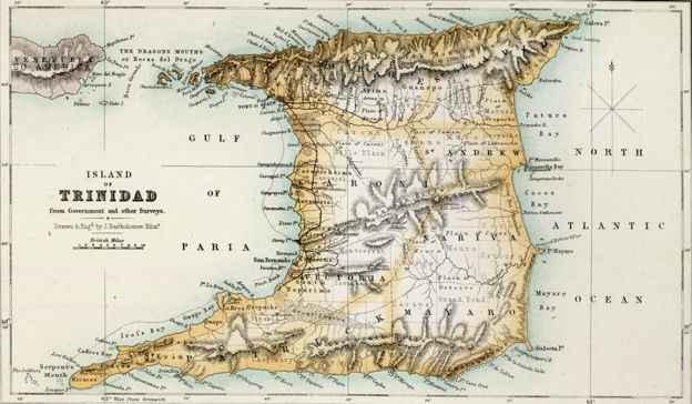 Isla de Trinidad