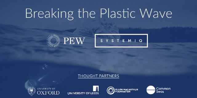 Breaking Plastic Wave