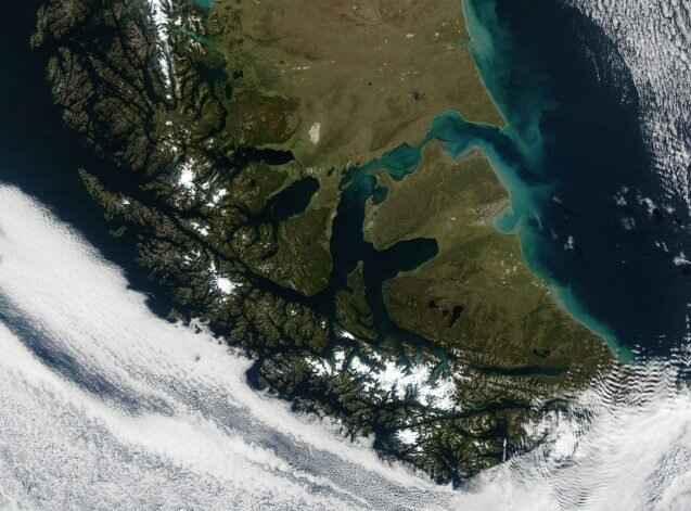 Patagonia y Tierra de Fuego