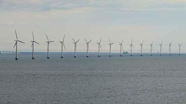 parque eólico marino