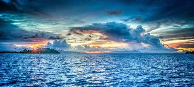 absorción de CO2 por el océano