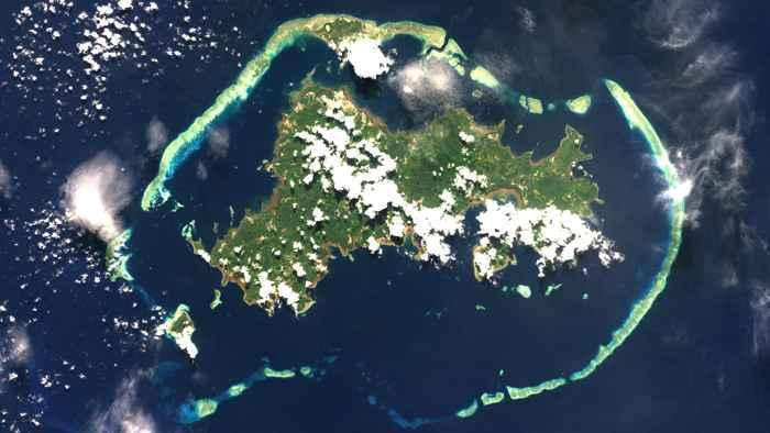 isla de Mayotte