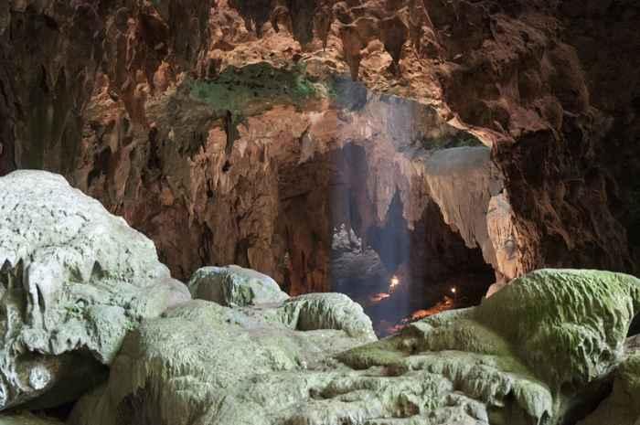 Cueva del Callao, Luzón, Filipinas