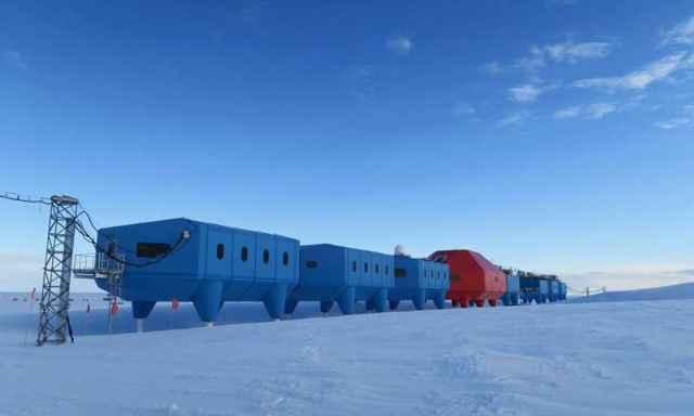 Estación de investigación Halley VI