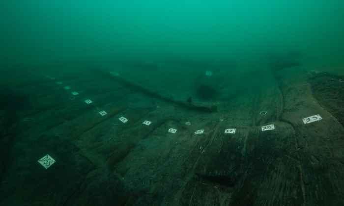 pecio del barco 17 (baris)