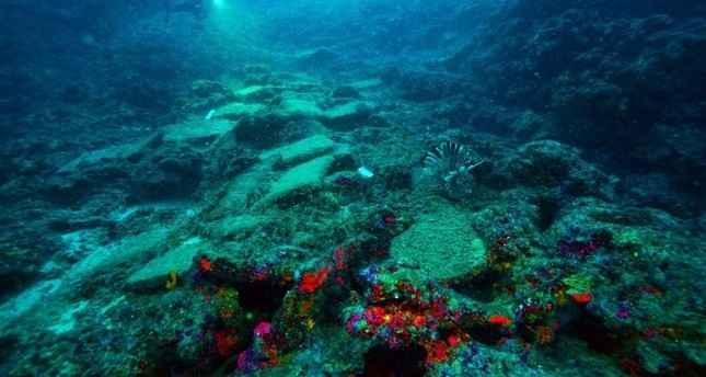 naufragio de Antalya, Turquía
