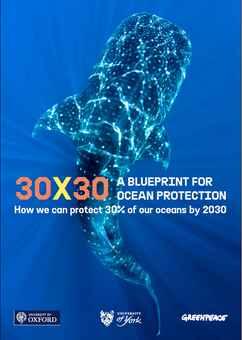 30×30: A Blueprint for Ocean Protection