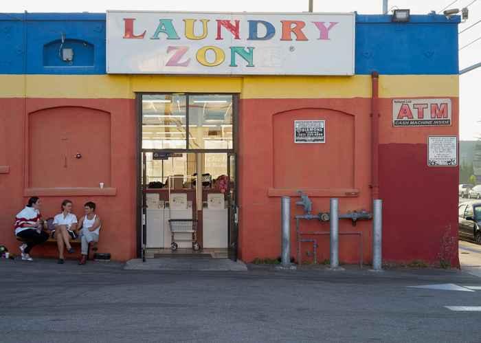 lavandería Laundry Zone