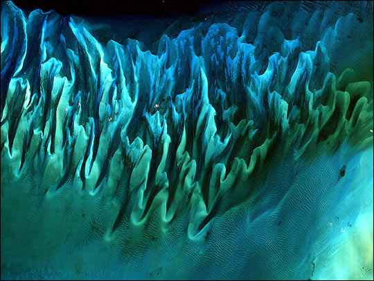 arenas en Bahamas