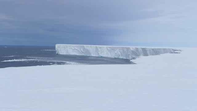plataforma de hielo Ross en la Antártida