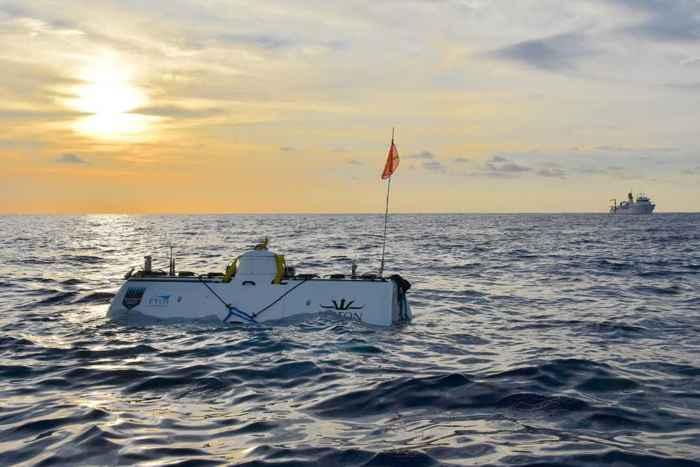 submarino Limiting Factor
