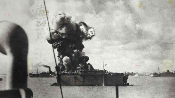 bombardeo de Darwin, Australia