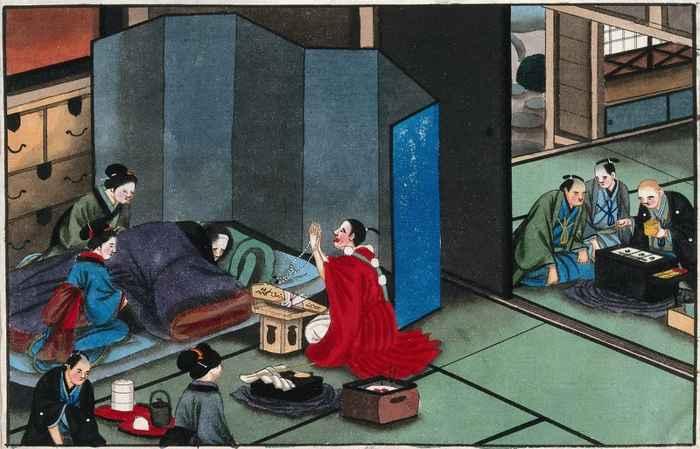 enfermedad del beriberi en Japón