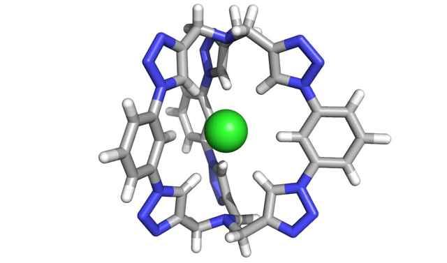 nueva molécula de triazol