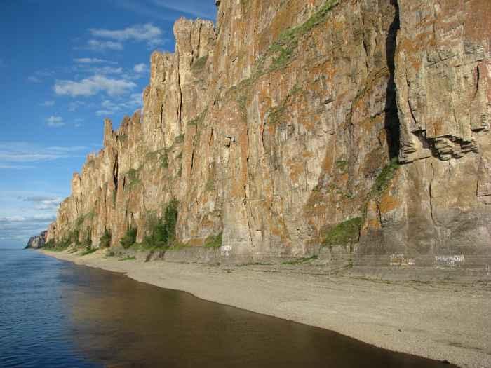 río Lena, Siberia