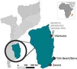 Inhambane, Mozanbique