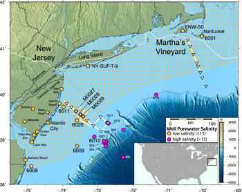 mapeo electromagnético de aguas subterráneas