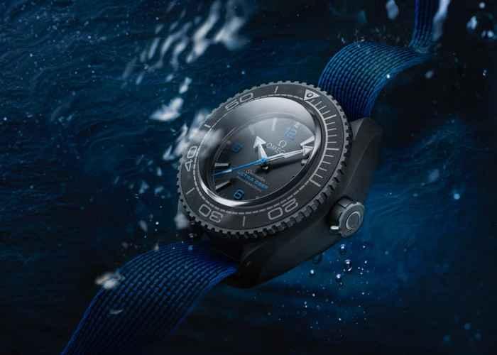 reloj Omega Seamaster Planet Ocean Ultra Deep Professional