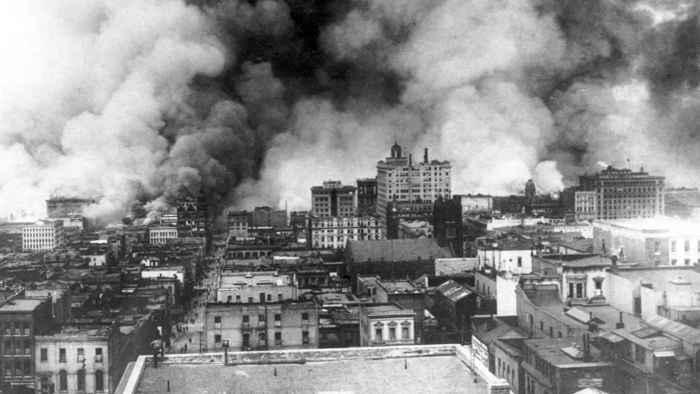 terremoto de San Francisco 1906
