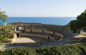 antiteatro romano de Tarragona