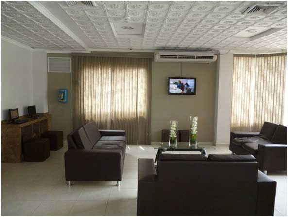 Aramo Hotel, Panamá