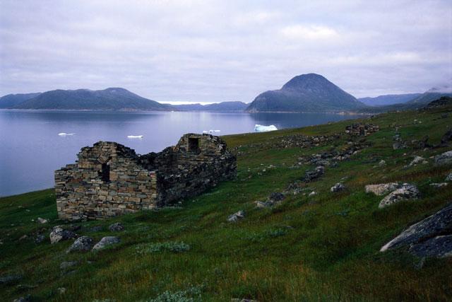 asentamiento vikingo en Groenlandia
