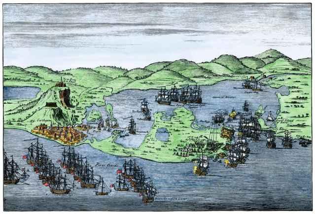batalla de Cartagena de Indias 1741