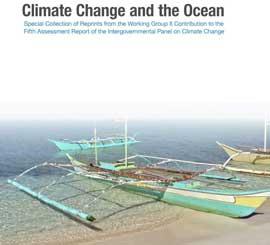 cambio climático y océanos