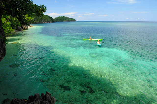 Danjugan Island, Filipinas