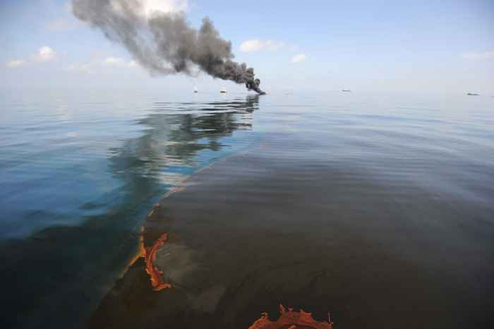derrame de petróleo de BP en el Golfo de México