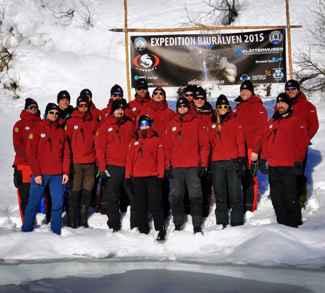 Expedición Bjurälven 2015