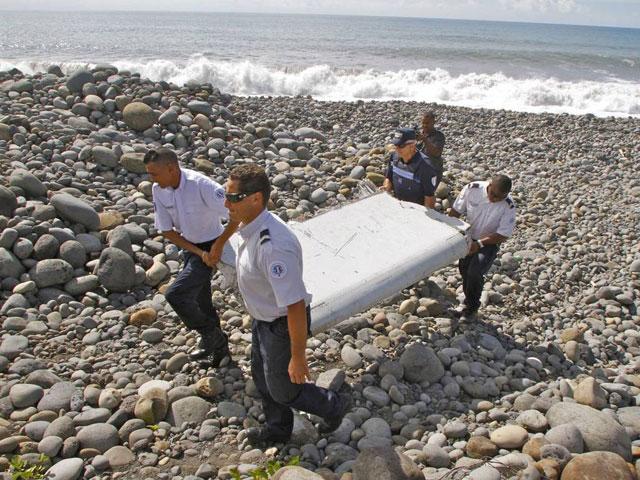flaperón encontrado en Reunion pertenece al vuelo MH370