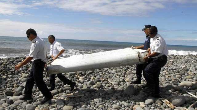 flaperón del vuelo MH370 de Malaysia Airlines