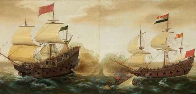 galeones de Manila