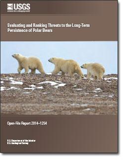 informe sobre osos polares del USGS