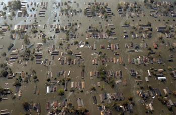 inundaciones huracan katrina