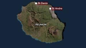 isla de la Reunión