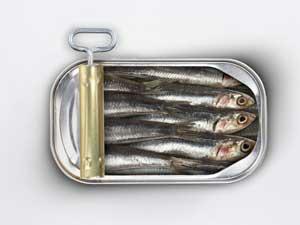lata de pescado