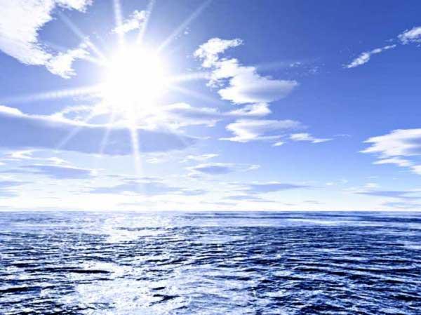 los océanos y el calentamiento global
